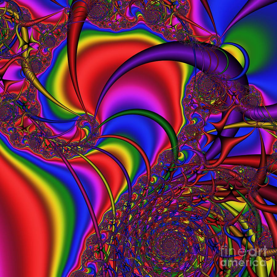 Mandala 164 Digital Art