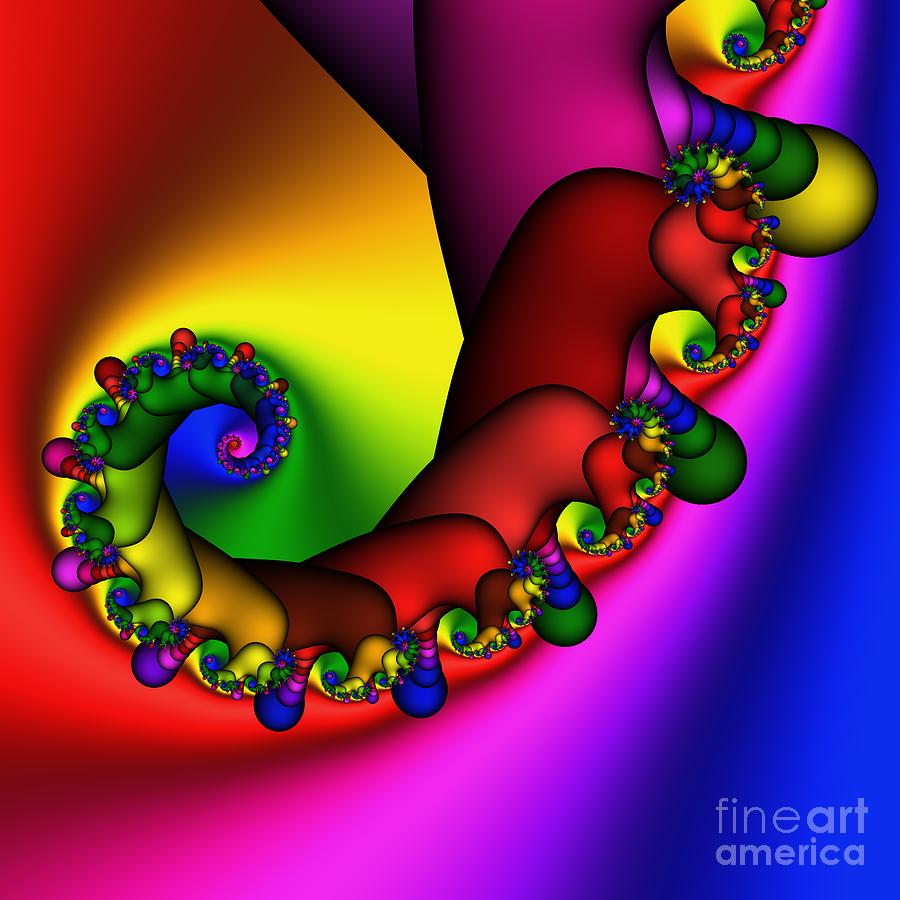 Mandala 211 Digital Art