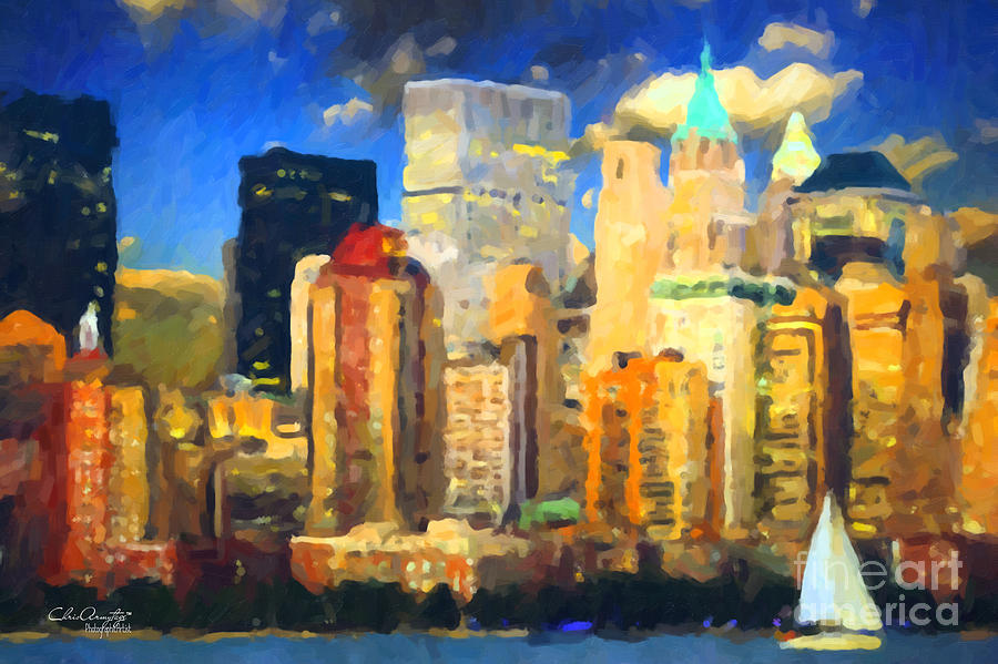 Manhattan Painting