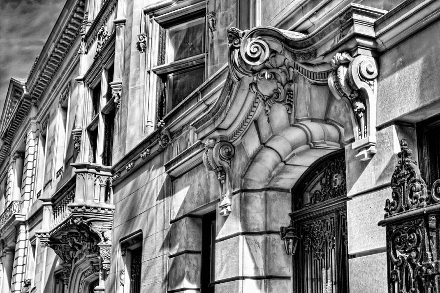 Manhattan East Side Buildings 01 is a photograph by Val Black Russian ...