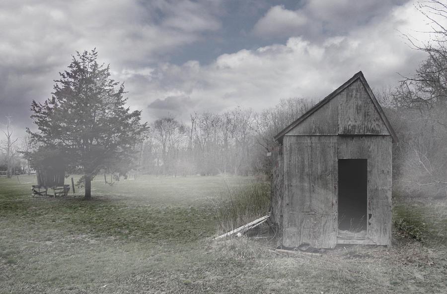 Farm Photograph - Manor Road Farm by Tom Romeo