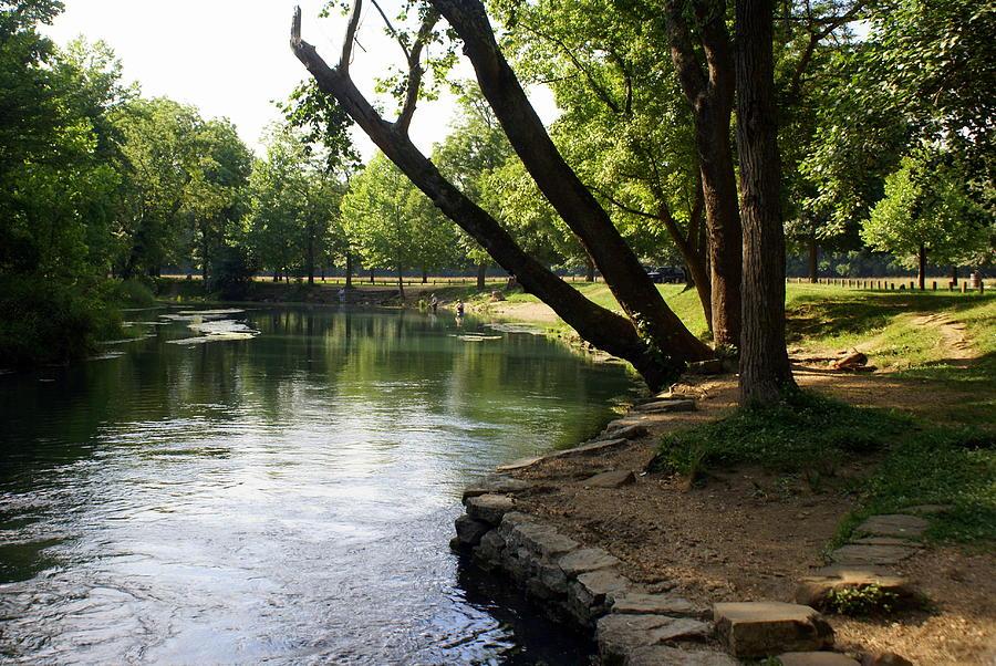 Maramec Springs Park Photograph - Maramec Springs 5 by Marty Koch
