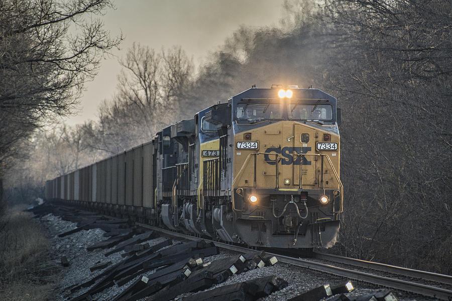 photograph csx train2650 by - photo #37