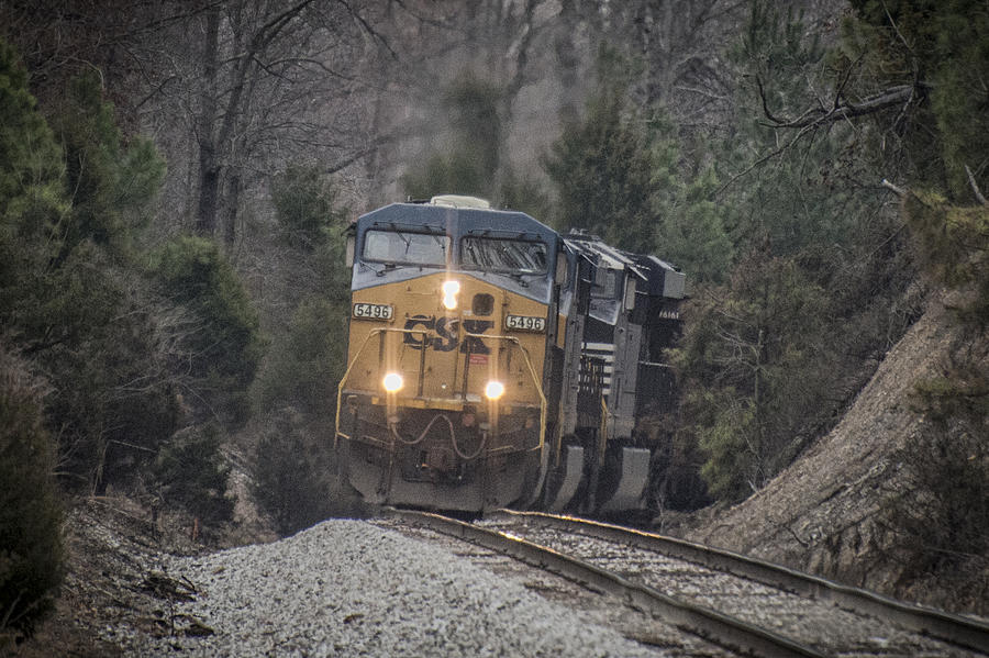 photograph csx train2650 by - photo #43