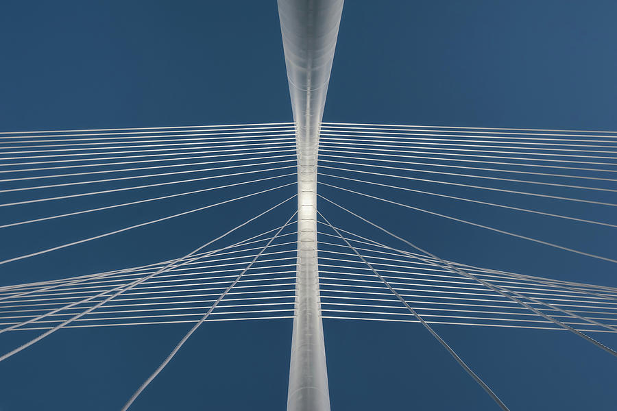 Horizontal Photograph - Margaret Hunt Hill Bridge by Todd Landry Photography