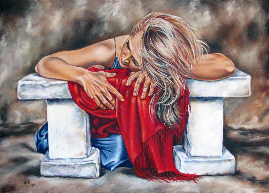 Maria Magdalena Painting