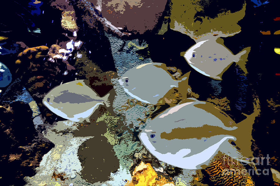 Marine Life Painting