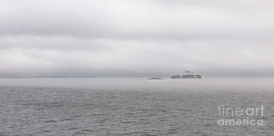 Maritime Fog Photograph