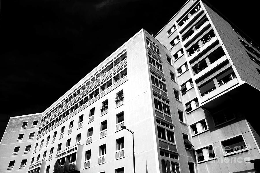 Marseille Design Photograph - Marseille Design by John Rizzuto