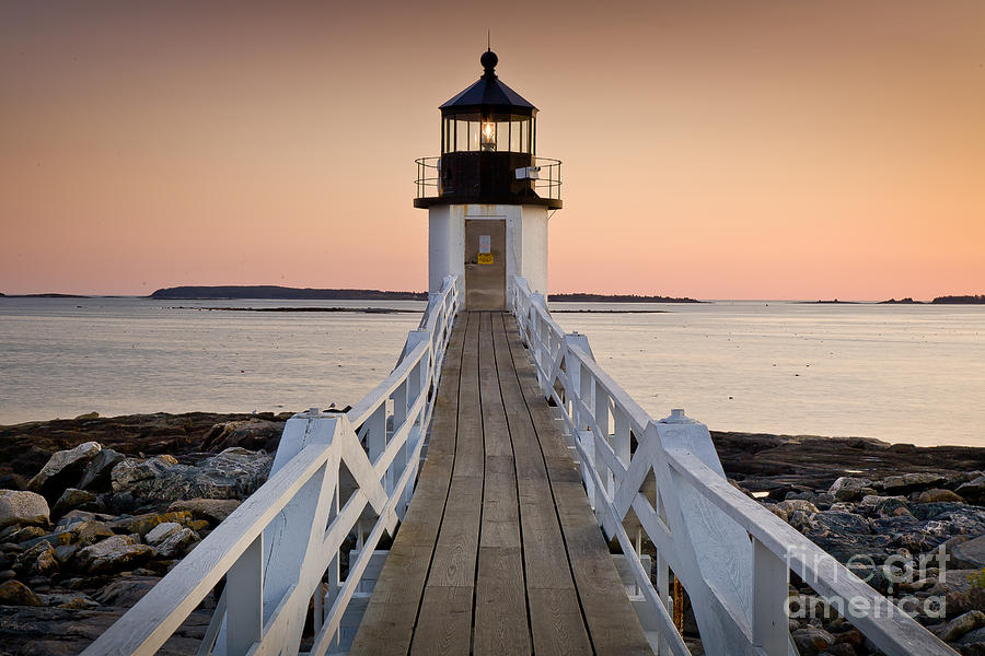 Marshal Point Glow Photograph