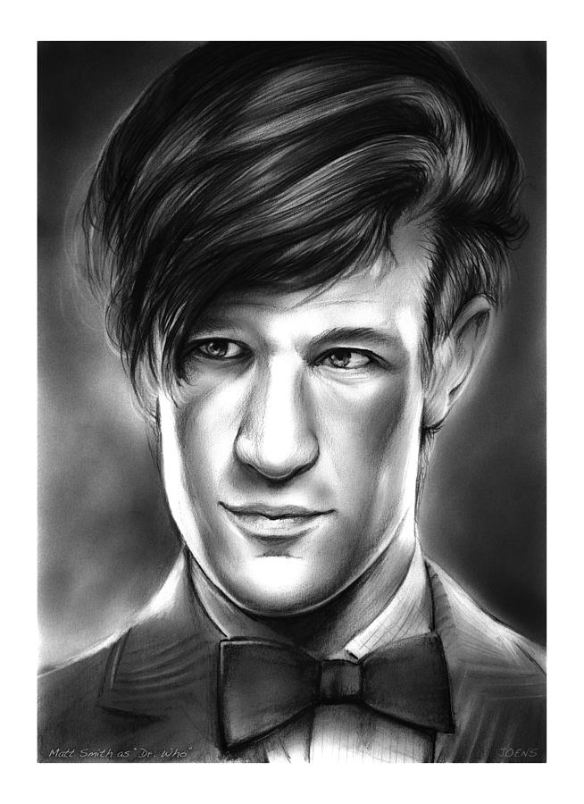 Matt Smith Drawing