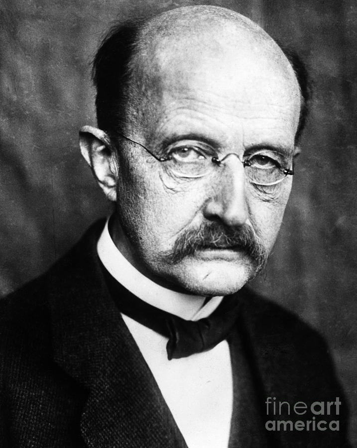 1929 Photograph - Max Planck  by Granger