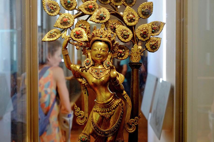 Maya Devi Nepal Photograph