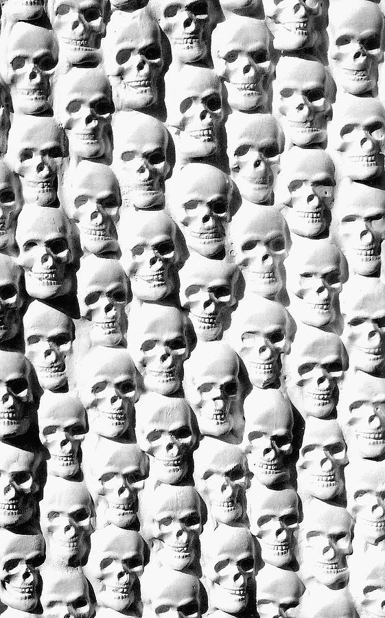 Figurative Sculpture - Melancholic Journey 2 by Mark Cawood