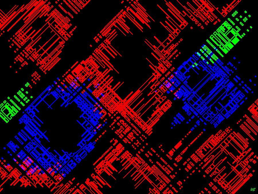 Methodical Digital Art - Methodical by Will Borden