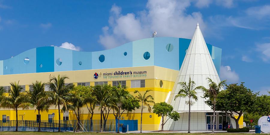Miami Childrens Museum II Photograph