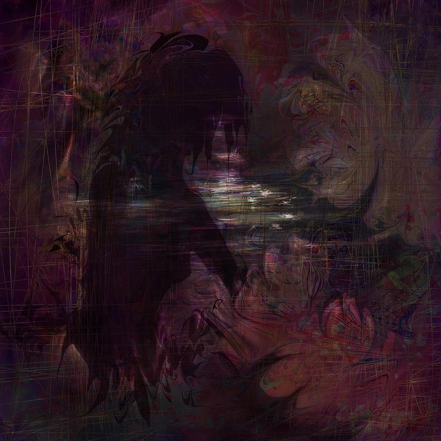 Dream Digital Art - Midnight Dream by Rachel Christine Nowicki
