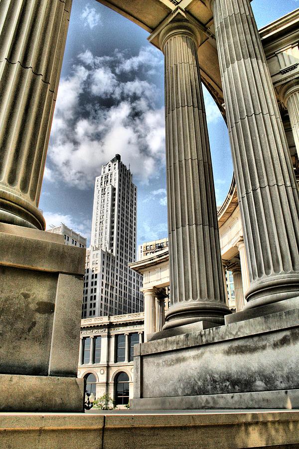 Millenium Park Photograph - Millenium Park by Dennis Sullivan