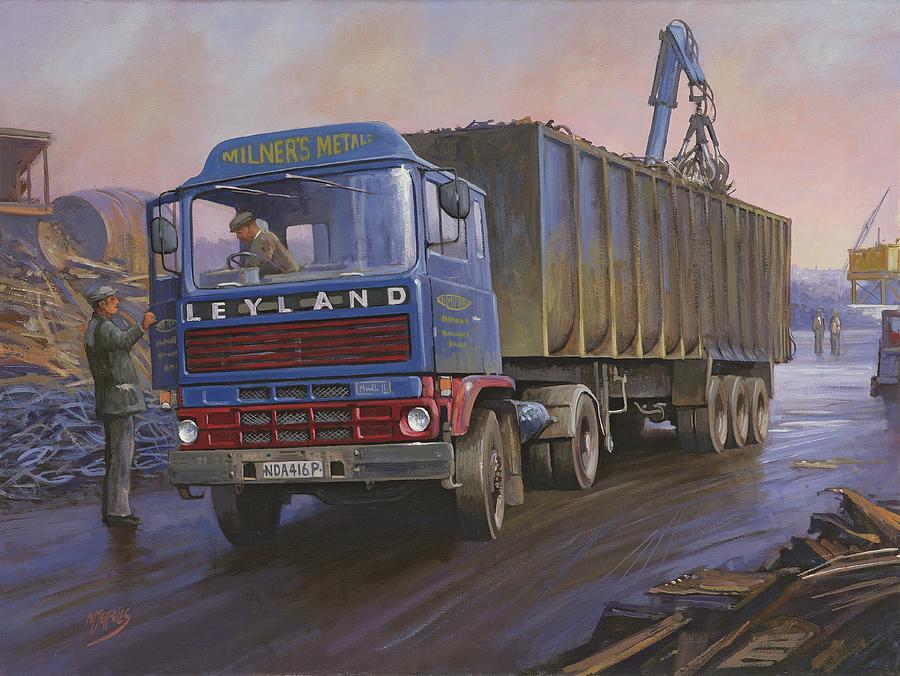 Milners Marathon Painting