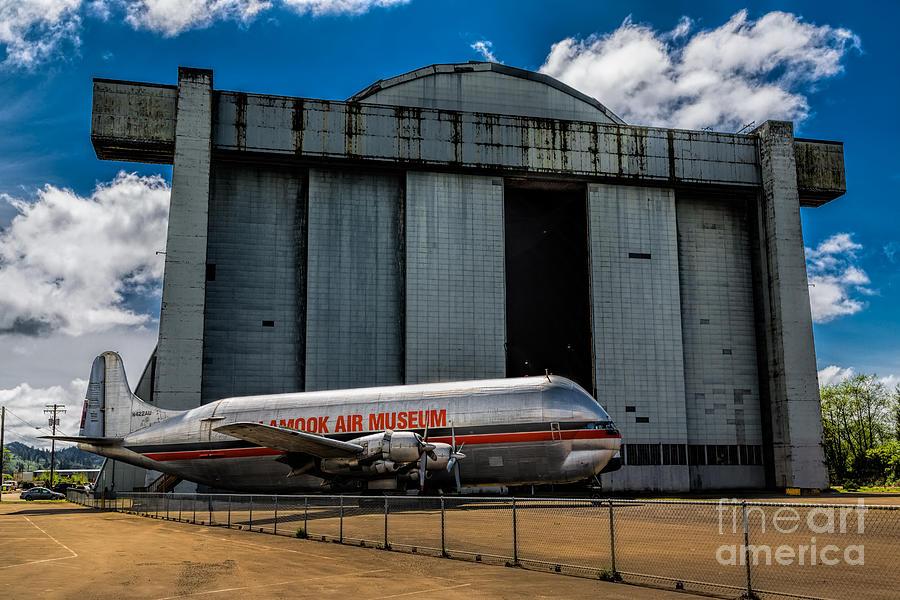Aero Spacelines Photograph - Mini Guppy by Jon Burch Photography