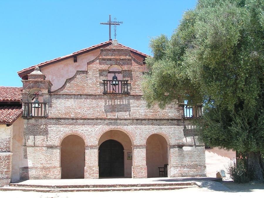 Mission San Antonio De Padua Photograph - Mission San Antonio De Padua ...