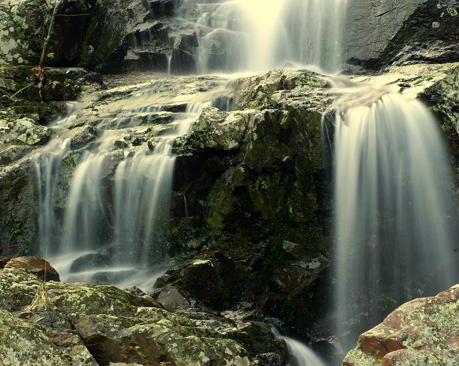 Waterfall Photograph - Missouri Beauty by Marty Koch