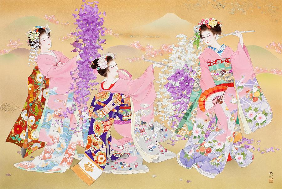 Miyako Odori Photograph