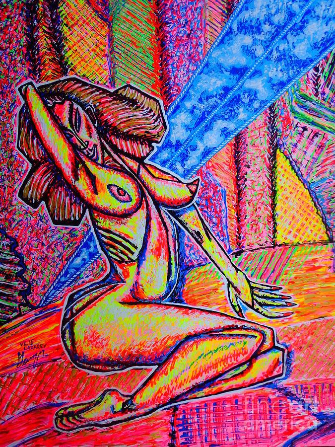 Кубизм из рисунков