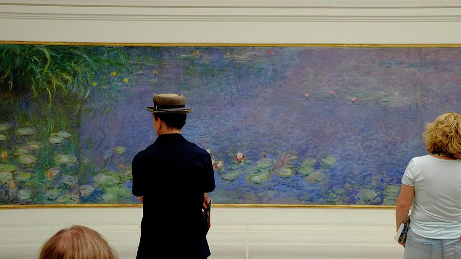 Monet Morning Photograph