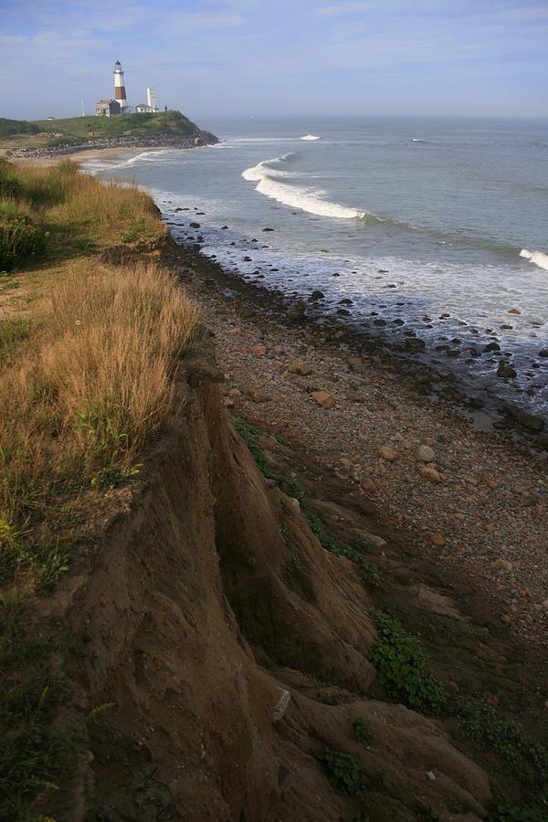 Montauk Photograph - Montauk Surf And Turf by Christopher Kirby