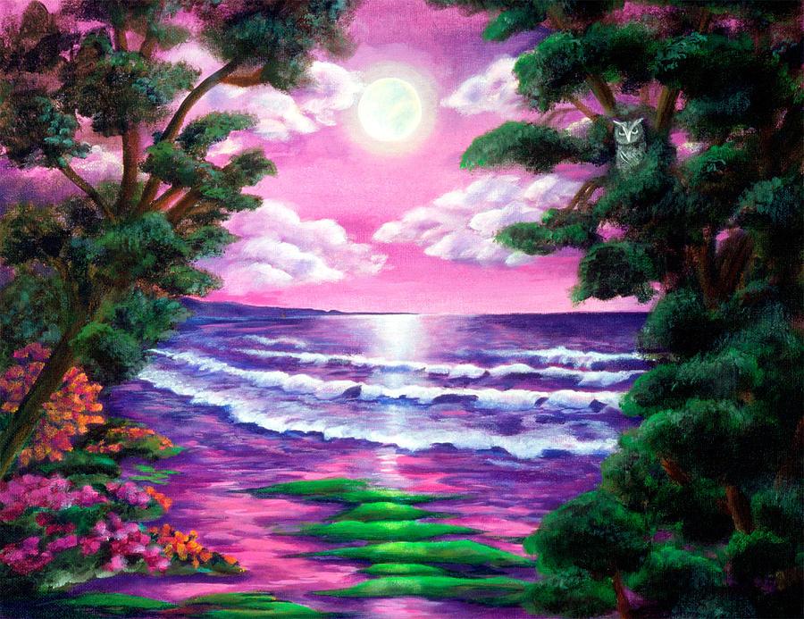 Monterey Painting