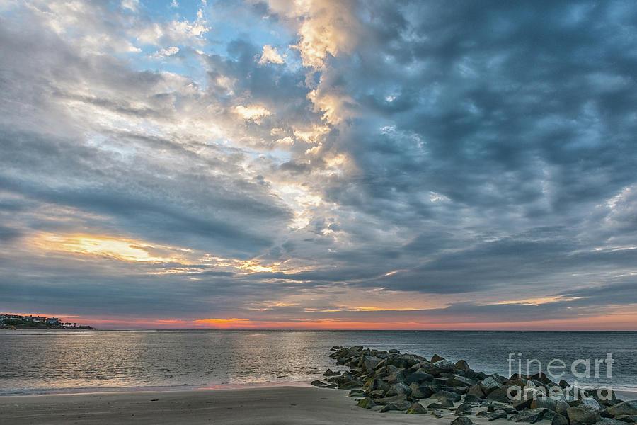 Moody Sunrise Photograph