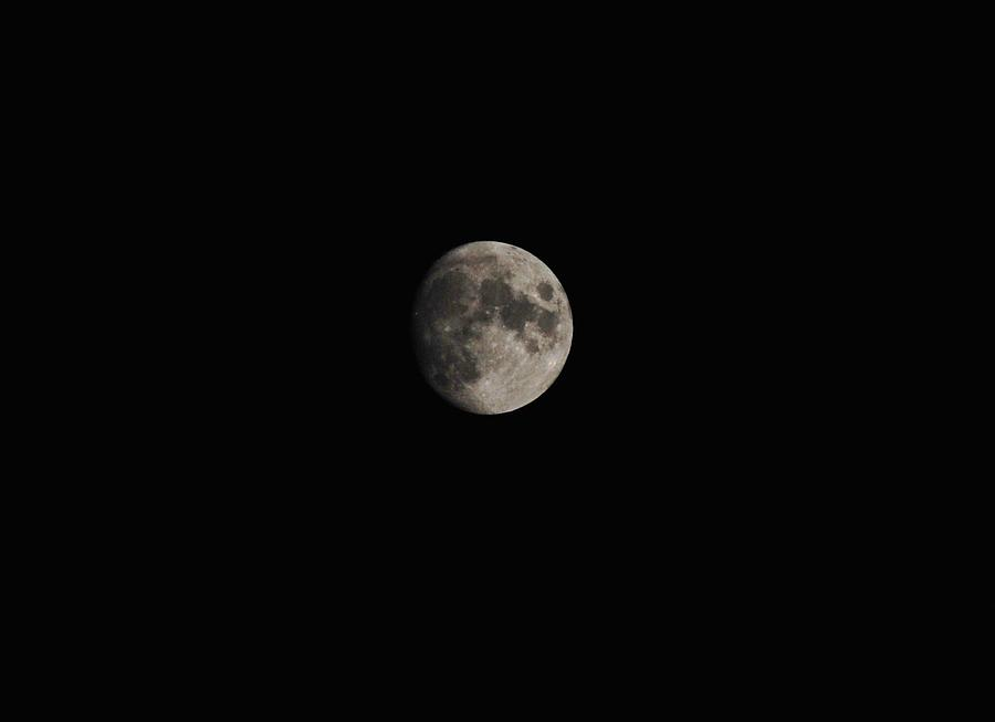Moon Glow Photograph