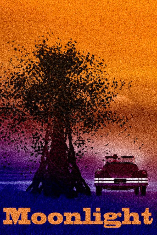 Hat Mixed Media - Moonlight by Bob Orsillo