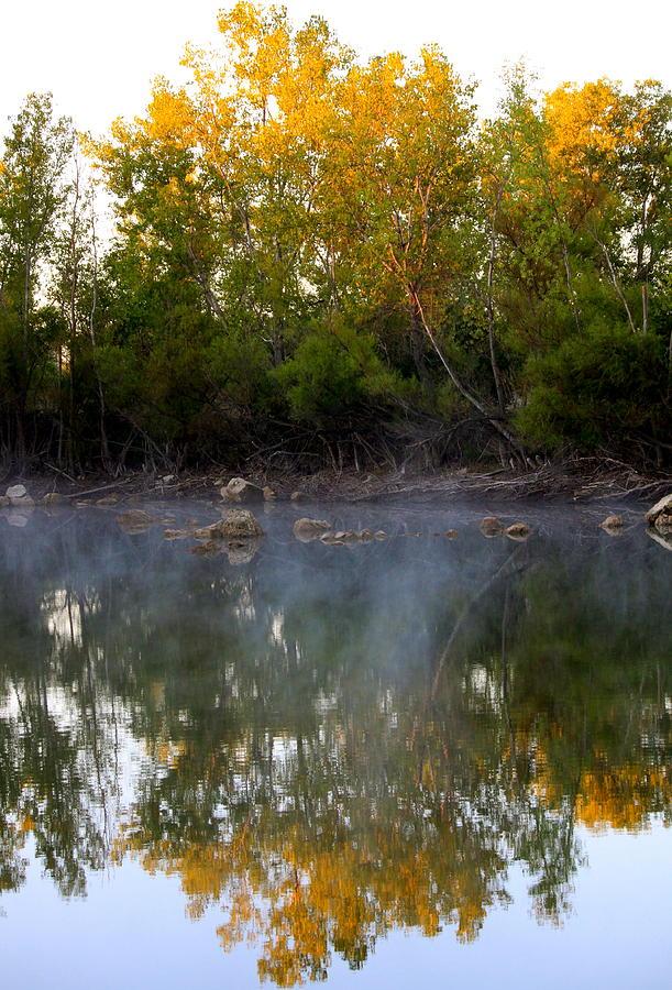 Morning Reflections Photograph