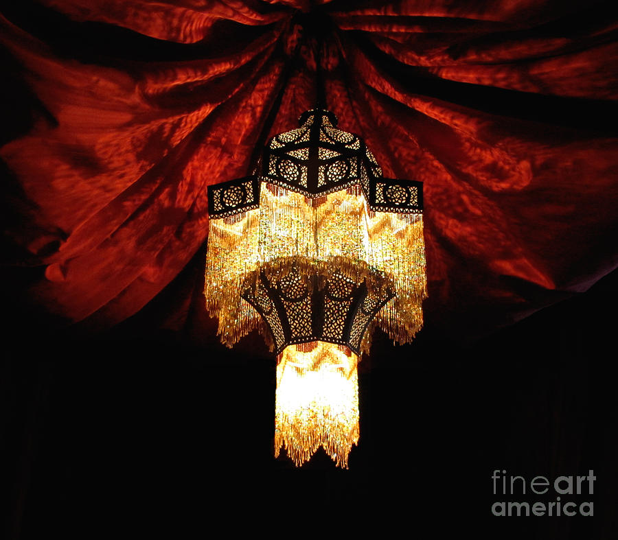 Light Photograph - Moroccan Glow by Slade Roberts