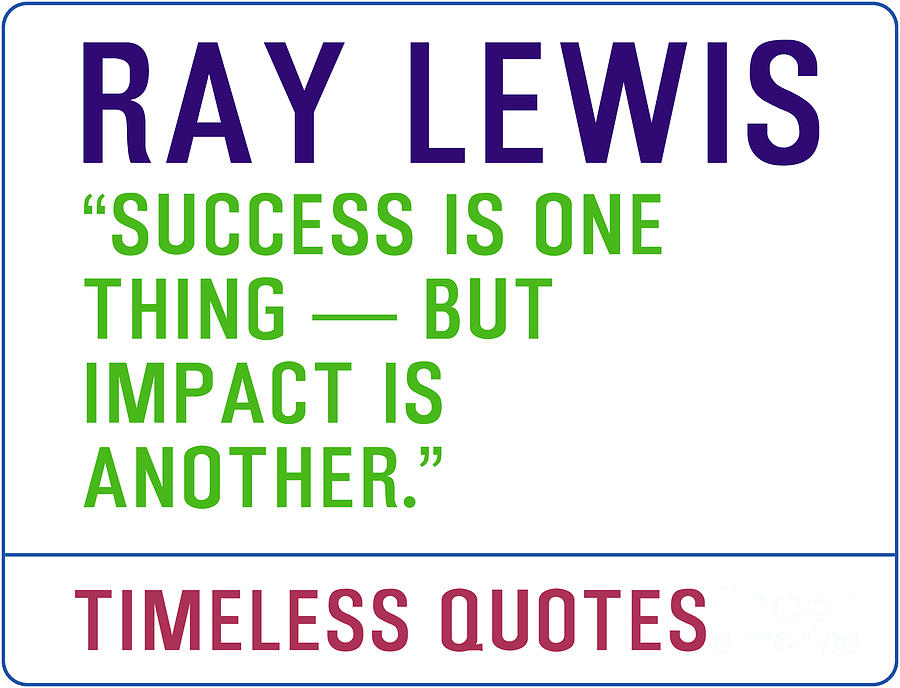 Ray Lewis Motivational Quotes: Ray-lewis Painting By Celestial Images