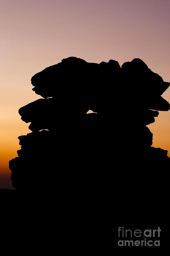 Mount Washington - New Hampshire Usa Sunset Photograph