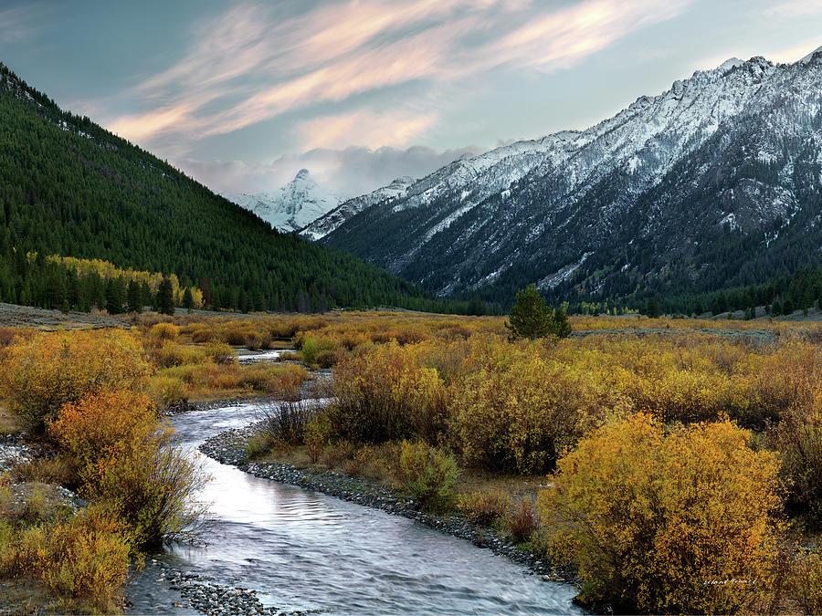 Mountain Grandeur Photograph
