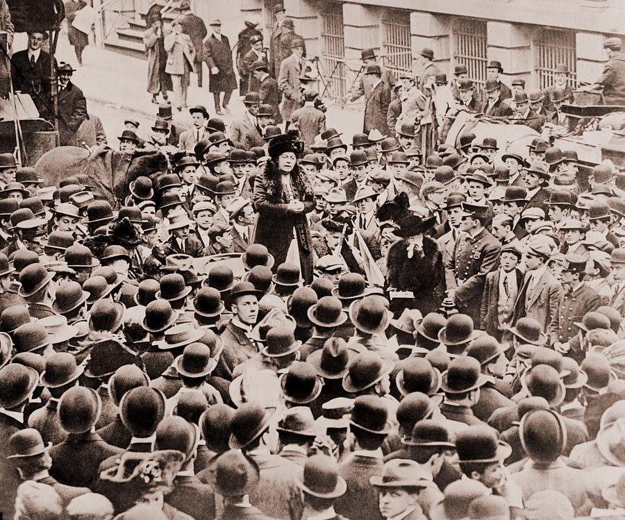 History Photograph - Mrs. Harriot Stanton Blatch 1856-1940 by Everett