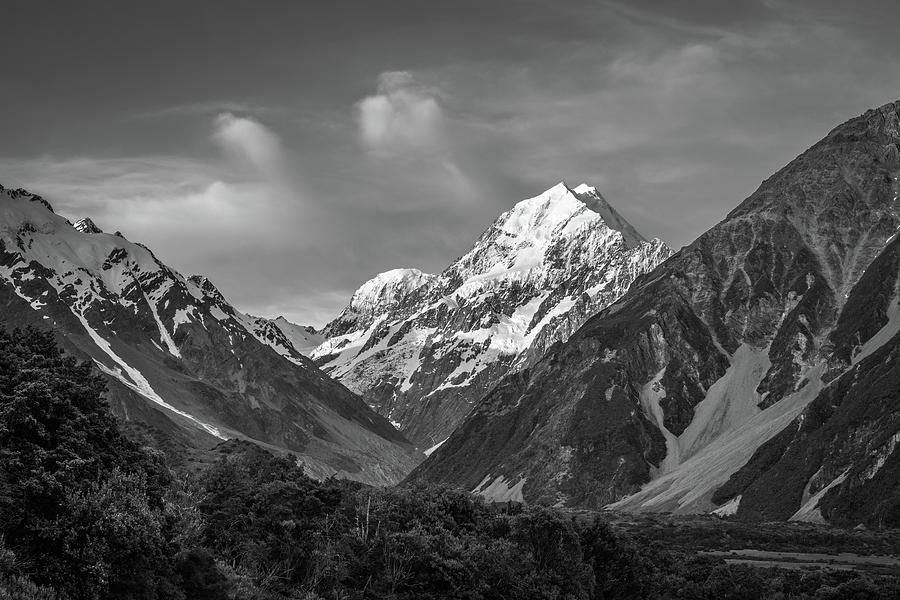 Mt Cook Wilderness Photograph