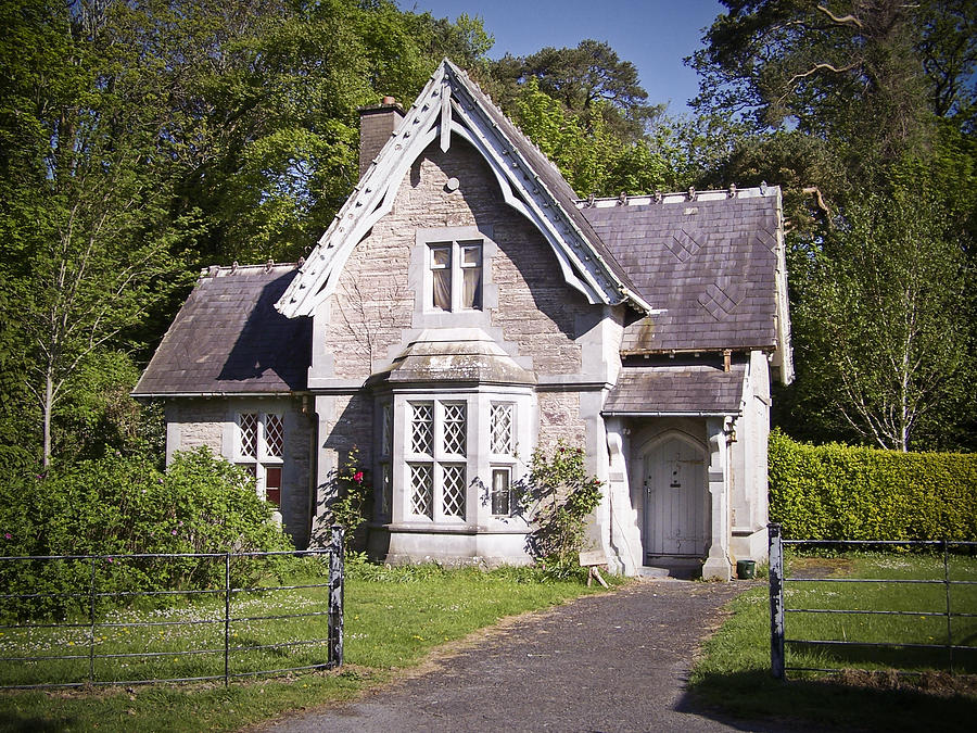 Muckross Cottage Killarney Ireland Photograph By Teresa Mucha