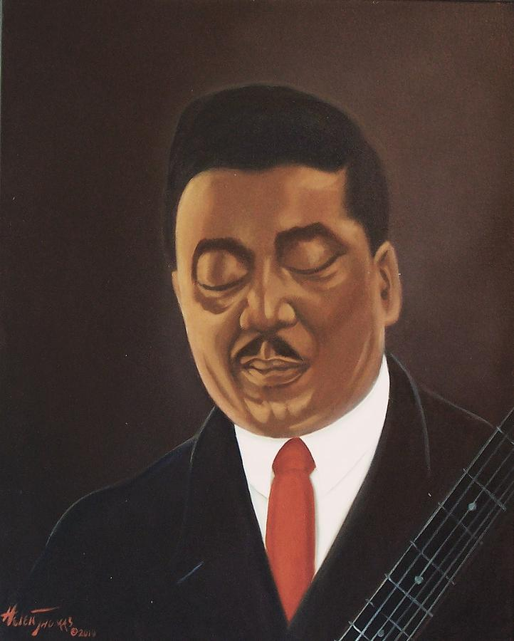 Muddy Waters Painting - Muddy Waters  by Helen Thomas