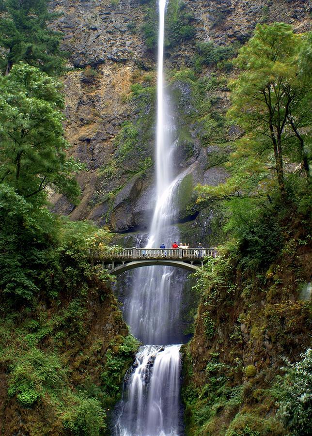 Multanomah Falls Photograph