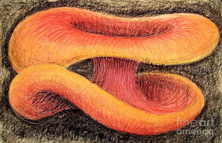 Mushroom On Mushroom Action Drawing