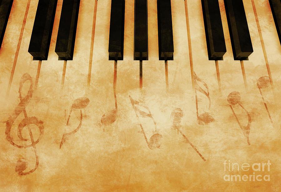 Music Digital Art - Music by Giordano Aita