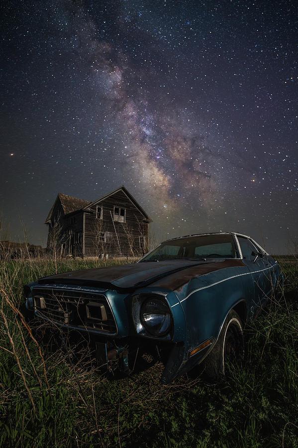 Mustang II Photograph
