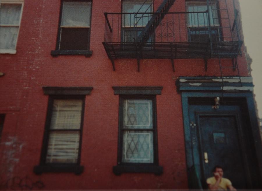 Lower East Side Photograph - My Pops First Home In The United States by Rob Hans