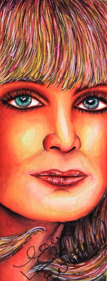 1980s Mixed Media - Myernasty by Joseph Lawrence Vasile