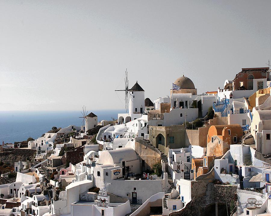 Mykonos Greece Photograph